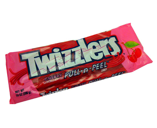 Love Pull and Peel Twizzlers!!! by marilyn M Fish Packaging